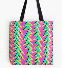80's Bolts Tote Bag