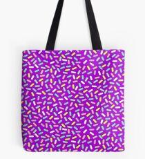 80's Confetti Tote Bag