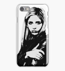 Buffy the Vampire Slayer - Buffy Summers iPhone Case/Skin