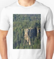 Rocky Outcrop in Cabinet Gorge T-Shirt