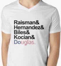 TEAM USA (WOMEN) Men's V-Neck T-Shirt