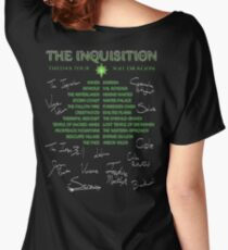 Inquisition Concert Tour Women's Relaxed Fit T-Shirt