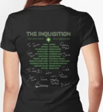 Inquisition Concert Tour T-Shirt