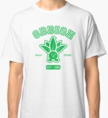 Oddish College Style Green Design Classic T-Shirt