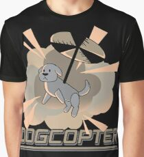 Dogcopter Graphic T-Shirt