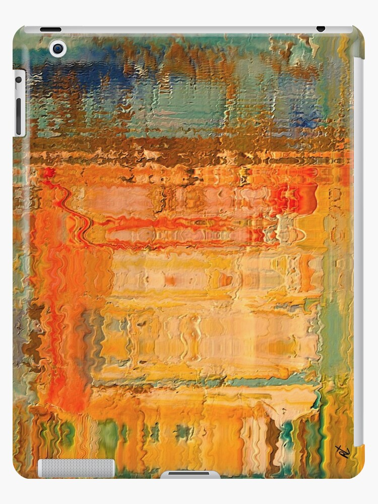 Colorful urban by rafi talby i pad cases by RAFI TALBY