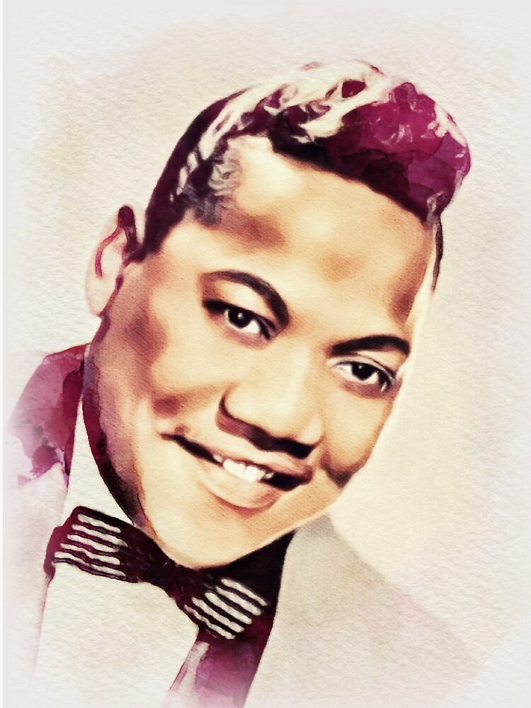 Bobby Bland, Music Legend by Hollywoodize
