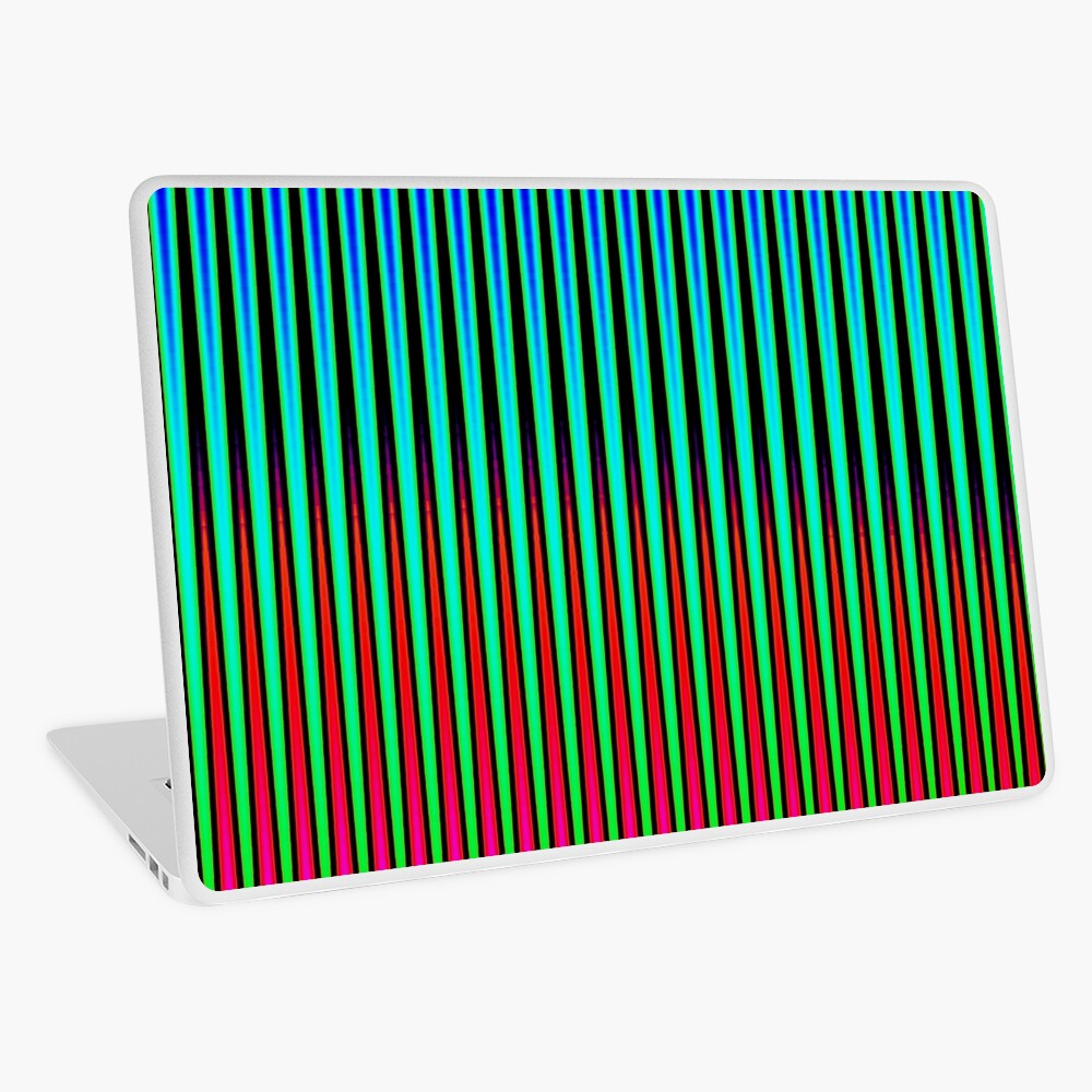 Copy of Colorful abstract background 34 Laptop Skin