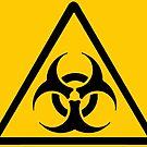 Biohazard - unichrome black by Bela-Manson