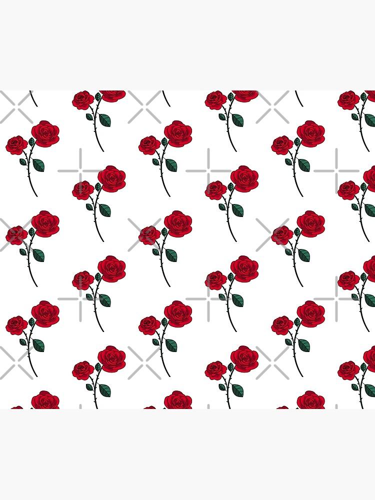 Romantic flowers by Natingo