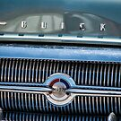 1957 Buick Grill Detail by Bobby Deal