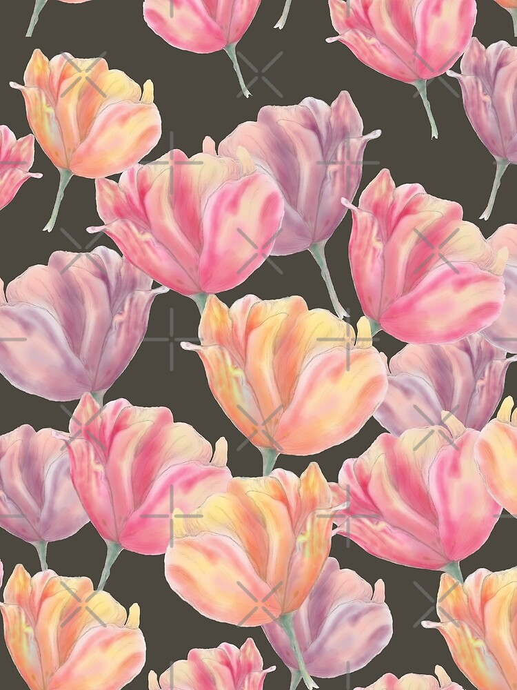Tulip field by ivorry