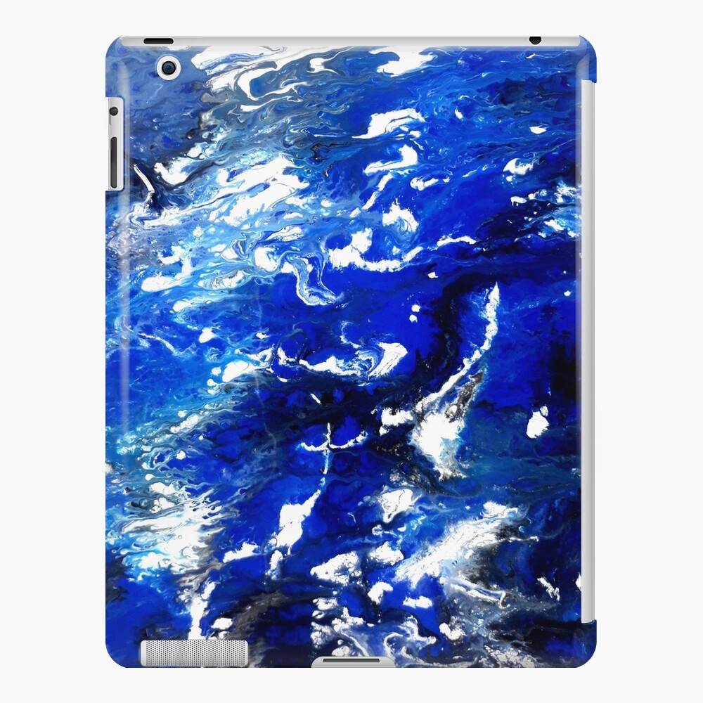 Earth From Space iPad Case & Skin