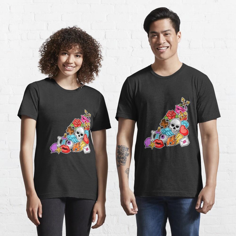 Hardcore Pileup Essential T-Shirt