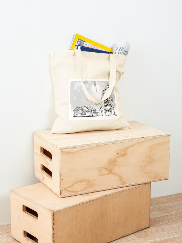 Alternate view of Likho Tote Bag
