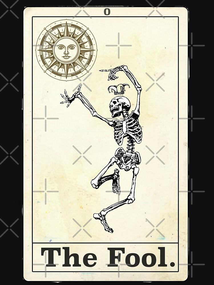The Fool Tarot by elusivesin