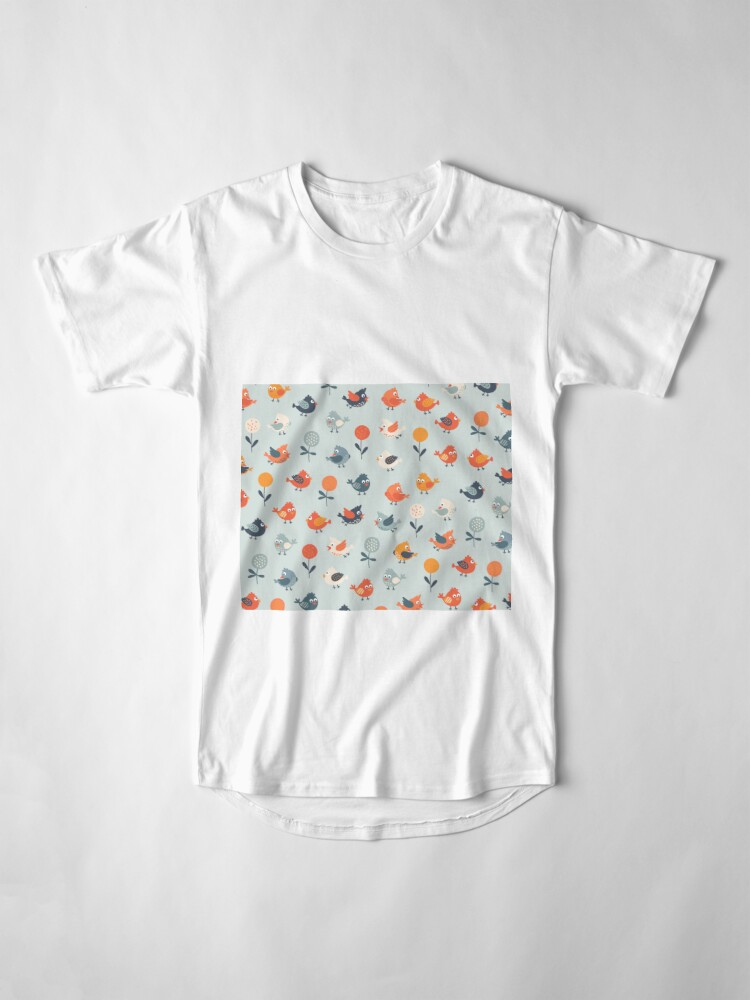 Alternate view of Hello Spring  Long T-Shirt