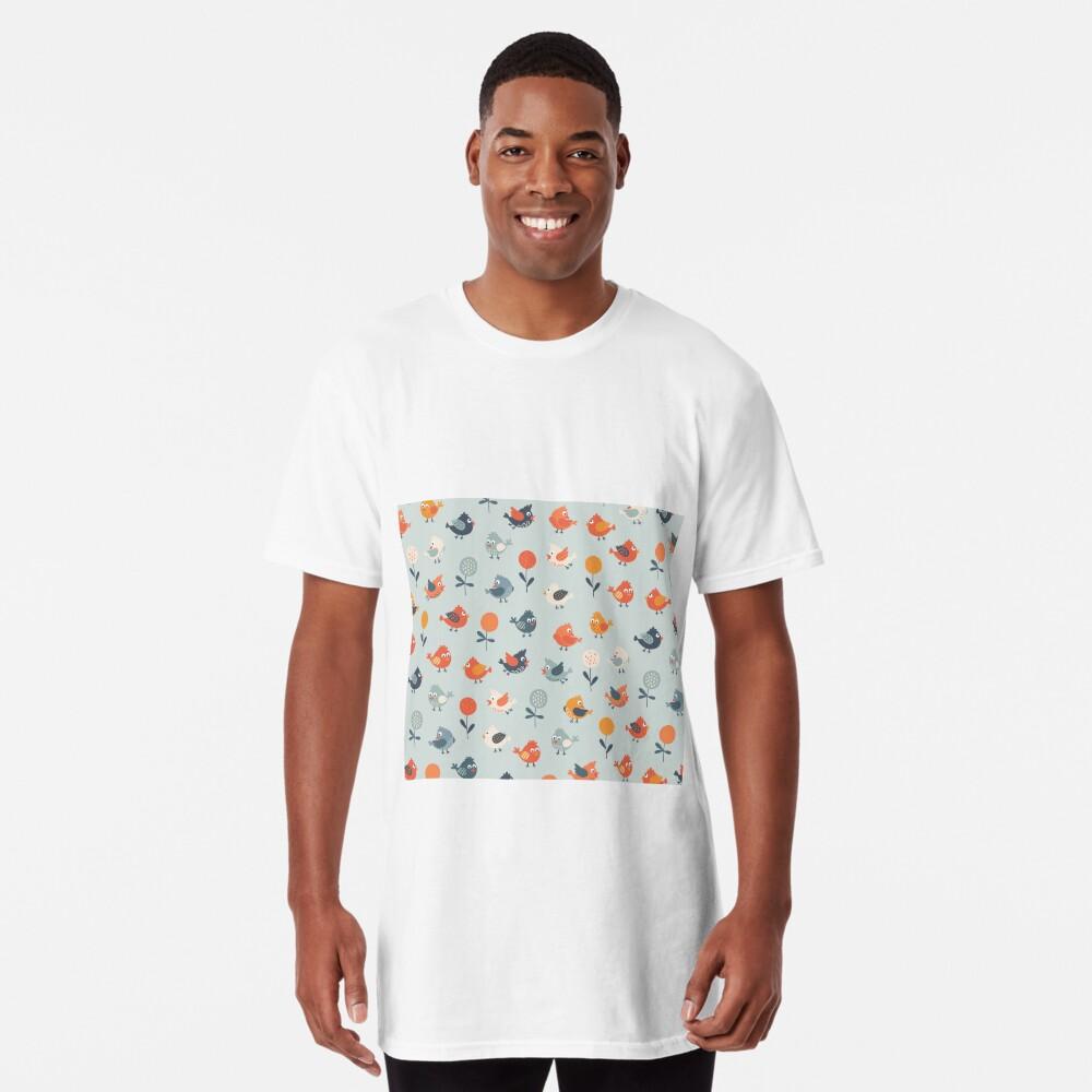 Hello Spring  Long T-Shirt