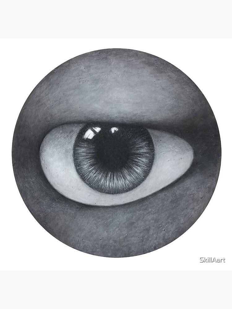 The Eye by SkillAart