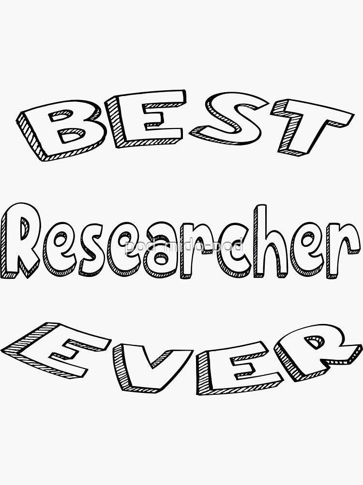Researcher quote by pod-mido-pod