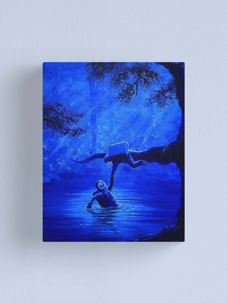 Alternate view of I Got You Canvas Print