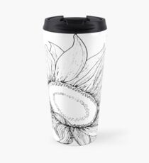 Sunflower, Live What You Love Travel Mug