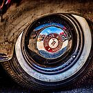 Hudson Hubcap 112 by Bobby Deal