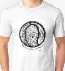 Mandala, We are what we think. Unisex T-Shirt
