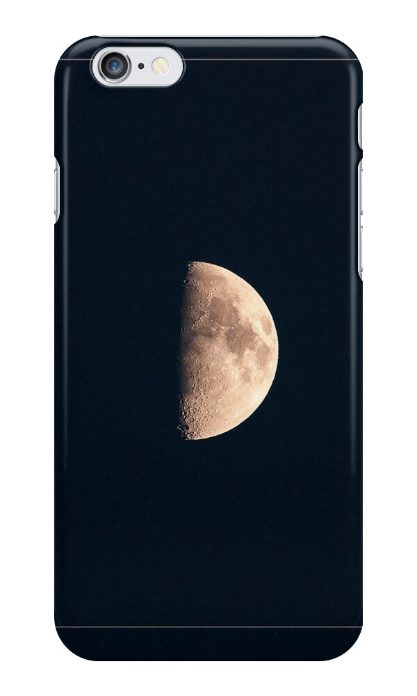 iphone half moon quot half moon quot iphone cases amp skins by pjphoto181 redbubble 11907