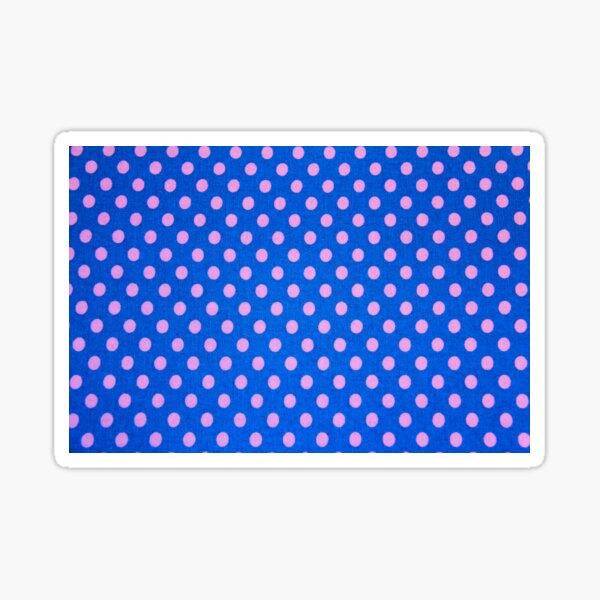 Dotty Over You Sticker