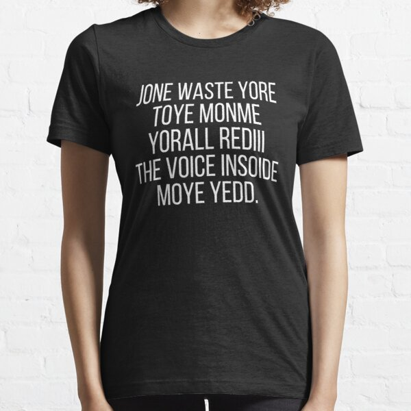 I Miss You song Meme Jone Waste Yore blink Essential T-Shirt