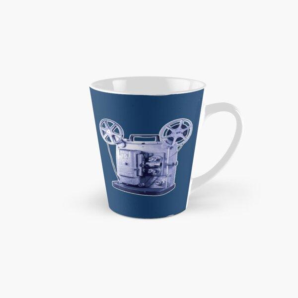 Vintage 8MM Home Movie Cameras: Vintage Keystone 8MM Home Movie Projector in Blue Tall Mug