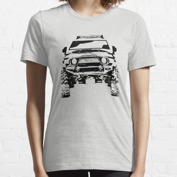 FJ Cruiser Grunge Offroad Style Essential T-Shirt