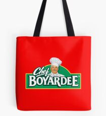 Chef Boyardee Tote Bag