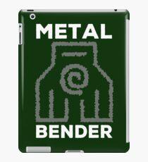 Metal Bender and Proud iPad Case/Skin