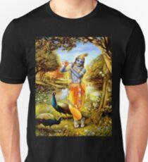 Yoga Pants Bali Krishna Unisex T-Shirt