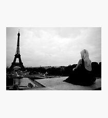 Feminin[c]ity - Paris Photographic Print