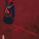Ryuko by jehuty23