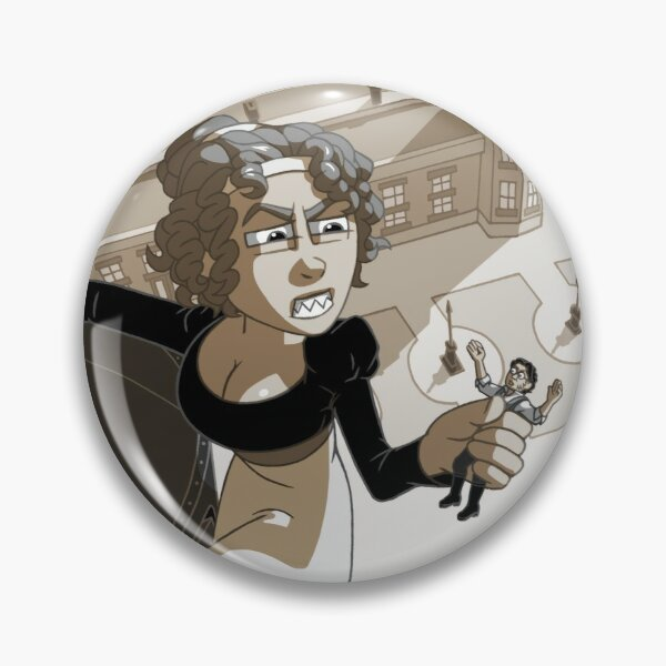 UNEARTH Alice Kong Pin