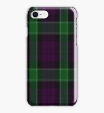 02174 Graham of Mentieth Plaid Artefact Tartan  iPhone Case/Skin