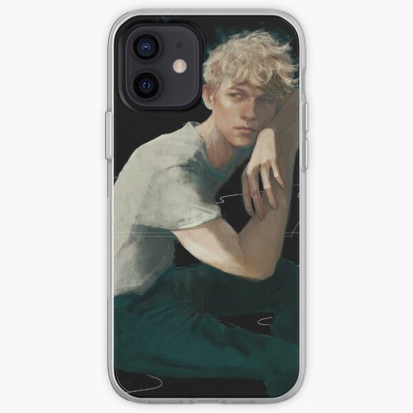 Gideon from the Atlas Six iPhone Soft Case