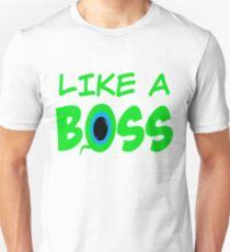 LIKE A BOSS w/ SepticSam T-Shirt