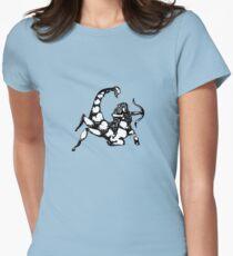 "Scorpio and Sagittarius Zodiac ""Cusper"" T-Shirt"