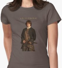Outlander/Jamie Fraser Women's Fitted T-Shirt