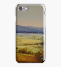 Landscape Near Jemalong Mountain, Forbes iPhone Case/Skin