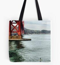 Live Golden Gate Tote Bag