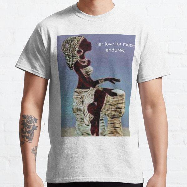 Reine de la musique T-shirt classique