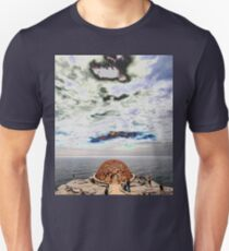 Dome Sculpture @ Sculptures By The Sea 2012 Unisex T-Shirt