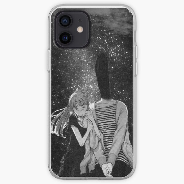 Punpun and Aiko Poster  iPhone Soft Case