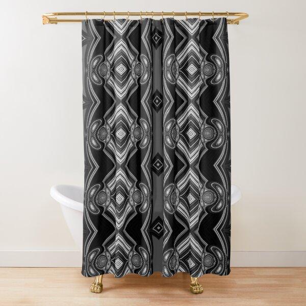 Royal Knight Shower Curtain